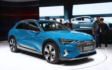 Audi e tron edition one