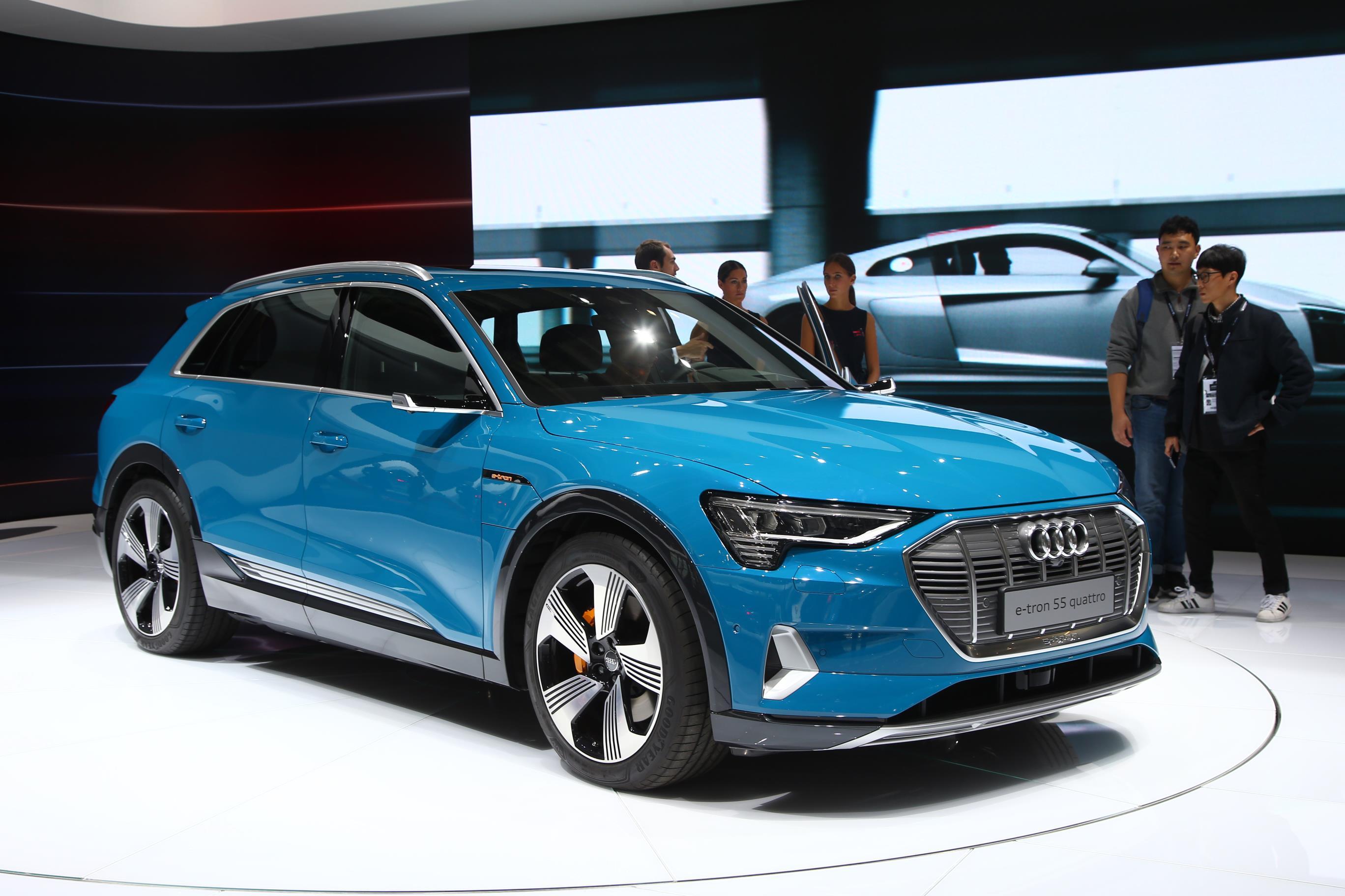 Audi E Tron Edition One Eucarrent